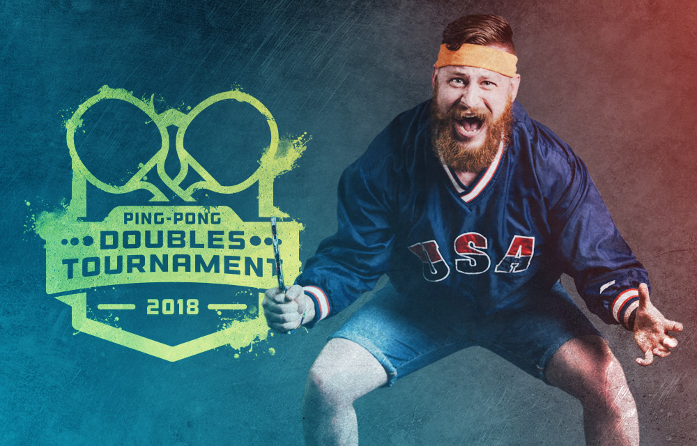 Pingpong Tournament Photoshoot